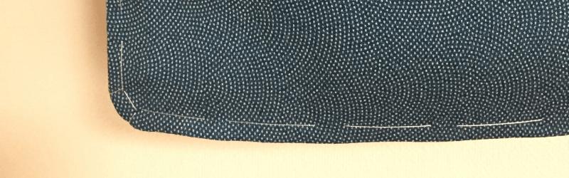 着物の仕付け糸