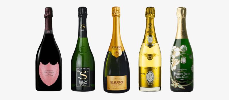 シャンパンの写真