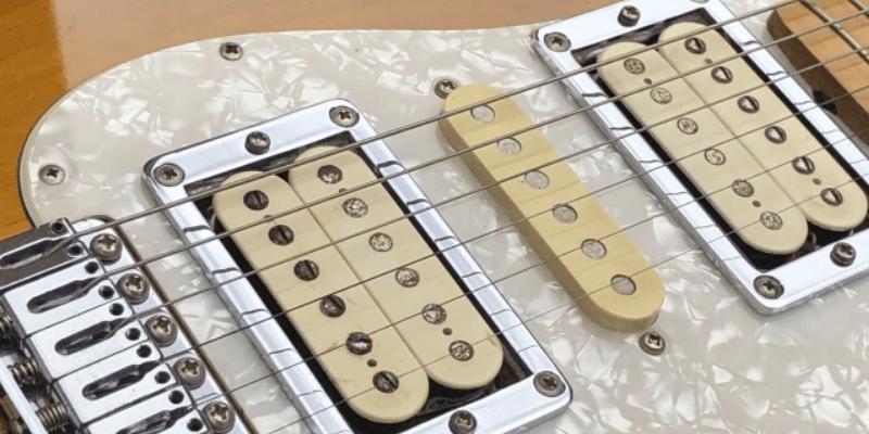 改造ギター